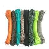 25m Paracord Guy line Rope 3mm - darkside gadgets
