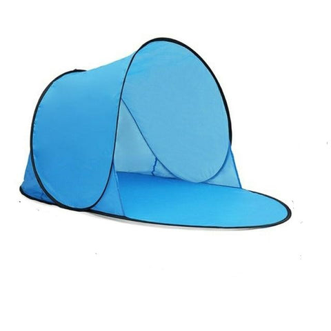 blue pop up sun shelter darkside gadgets