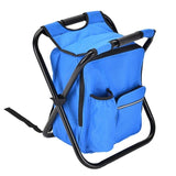 eazy Up  Blue Rucksack Chair Darkside Gadgets
