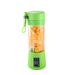 green usb smoothie maker 6 blade darkside gadgets