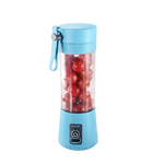 blue usb smoothie maker 6 blade darkside gadgets