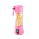 pink usb smoothie maker 6 blade darkside gadgets