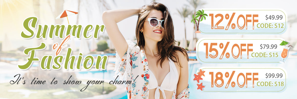 Vivien Beauty Summer Promotion