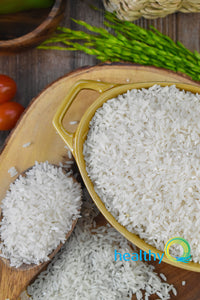 Healthy Q Premium High Quality Rice (Nueva Ecija) 25 kilos