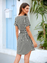 Load image into Gallery viewer, ORLEANS Striped Dress