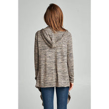 Load image into Gallery viewer, POCONO Cardigan Sweater Hoodie with Pockets