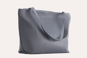 BENNINGTON Leather Tote in 5 Colors