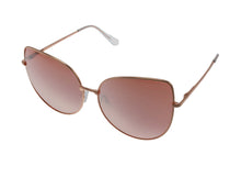 Load image into Gallery viewer, TIANA Rose-tinted Sunglasses (Also in Grey)
