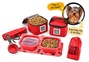PET TRAVEL Dine Away Bag (Small Dogs)