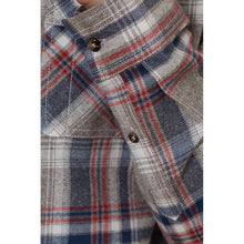 Load image into Gallery viewer, ROCHESTER Long Sleeve Cotton Flannel Shirt