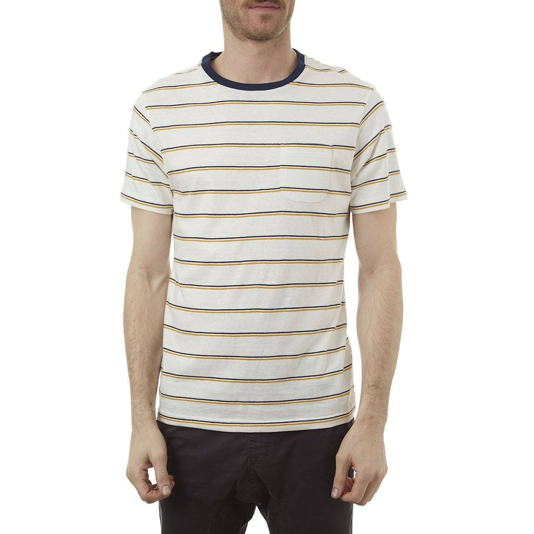 RHINEBECK Striped Tee