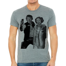 Load image into Gallery viewer, STAR WARS SELFIE T-shirt