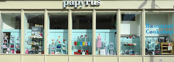 Papyrus Byres Road