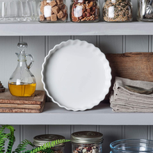 Load image into Gallery viewer, the flan dish sitting upon a pantry shelf