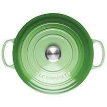 Load image into Gallery viewer, 28cm casserole dish green from above