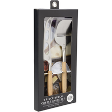 Load image into Gallery viewer, the display box for the cheese knife set