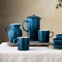 Load image into Gallery viewer, Le Creuset Stoneware Mug 350ml Deep Teal