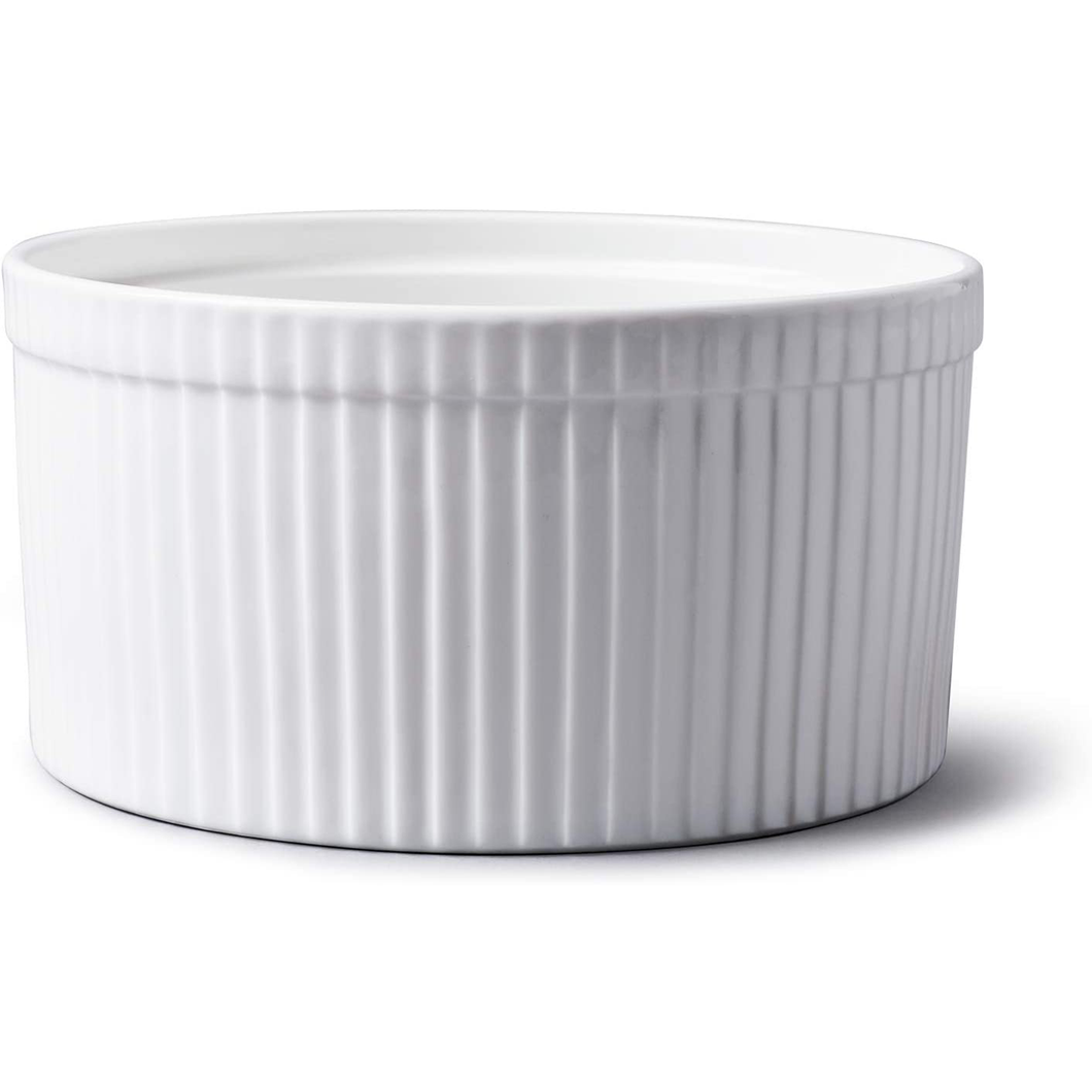 a large ramekin in the classic design