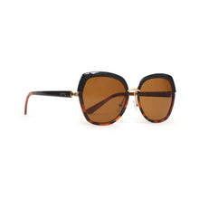 Load image into Gallery viewer, Powder Sunglasses 'Aubrey' Tortoiseshell Side