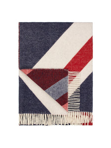 Union Jack Throw By Bronte