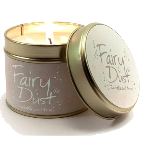 Fairy Dust Candle by Lily Flame