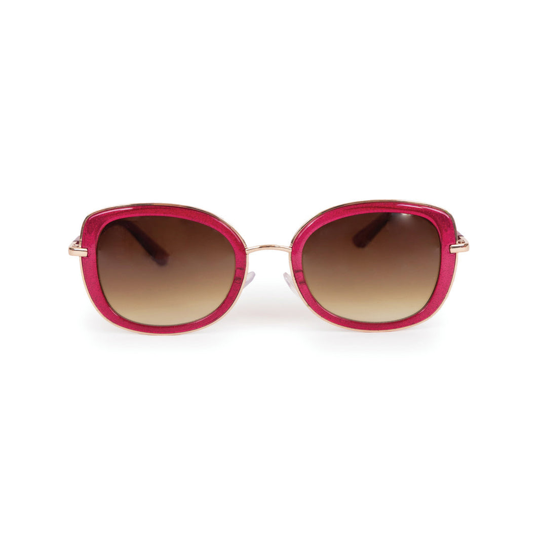 Powder Sunglasses Khloe Raspberry