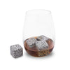 Scotch on the Rocks - Granite Whisky Stones