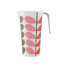 Load image into Gallery viewer, Orla Kiely Bamboo Jug Solid Stem Multicolour
