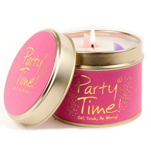 Party Time Candle by Lily Flame