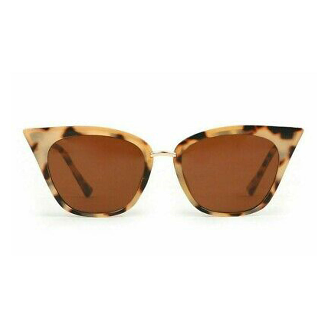 Powder Sunglasses Sophia Tortoiseshell