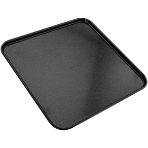 a square baking sheet with the 'Stellar' Logo embossed in the middle