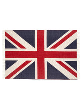 Load image into Gallery viewer, Union Jack Throw By Bronte