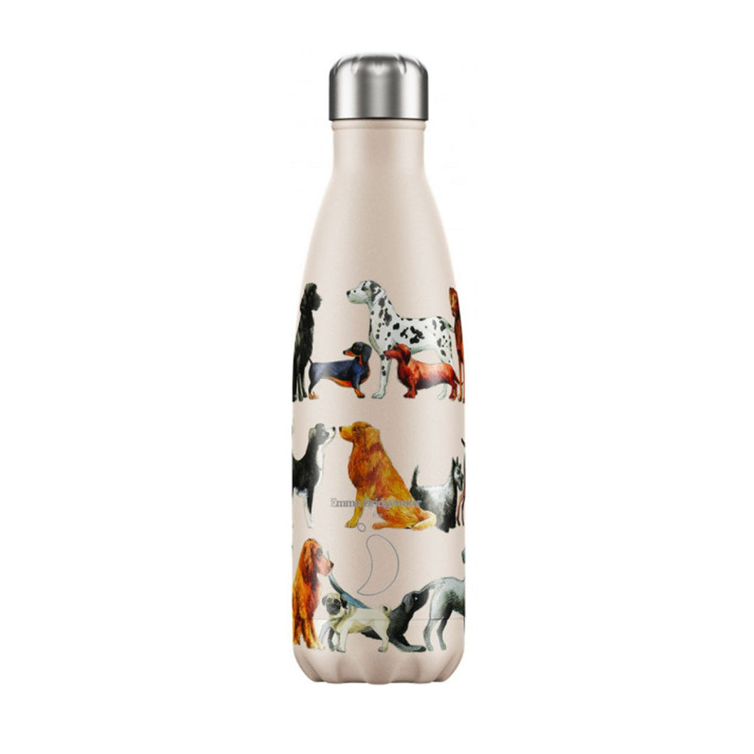 Chilly's Emma Bridgewater Dogs Bottle 500ml