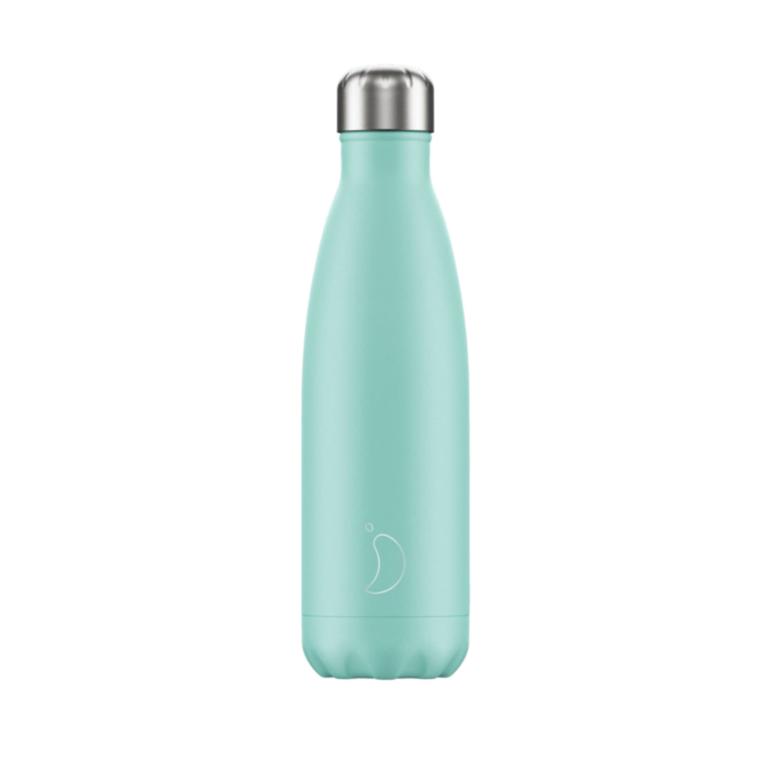 Chilly's Bottle Pastel Green 500ml