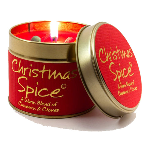 Christmas Spice Candle by Lily Flame