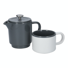 Load image into Gallery viewer, The french press and the mug sitting side by side