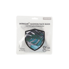 Load image into Gallery viewer, the sealed packaging for the green palm face mask