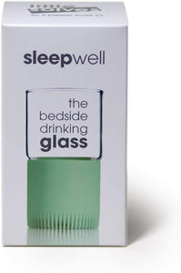 Sleep Well Glass Aquamarine