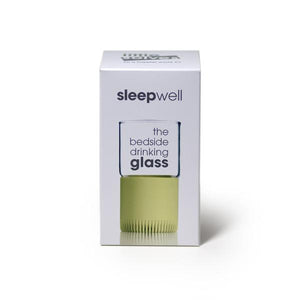 Sleep Well Glass Avocado