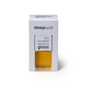 Sleep Well Glass Ochre