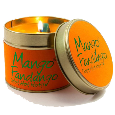 Mango Fandango Candle by Lily Flame
