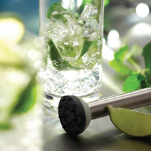 Load image into Gallery viewer, the muddler on a bar with a mojito