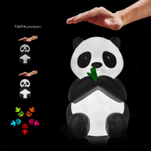Load image into Gallery viewer, Panda Night Light