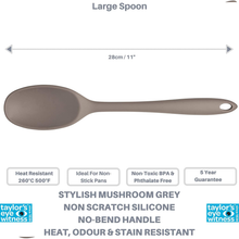 Load image into Gallery viewer, an image depicting the spec of the spoon
