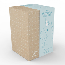 Load image into Gallery viewer, Sky Blue Unicorn Night Light