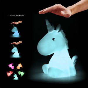 Sky Blue Unicorn Night Light