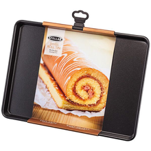 Load image into Gallery viewer, the swiss roll tin in it's packaging
