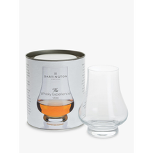 Load image into Gallery viewer, The Whisky Experience Glass displayed with it's box