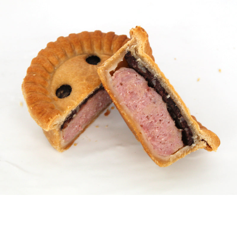 Pork & Black Pudding Pie