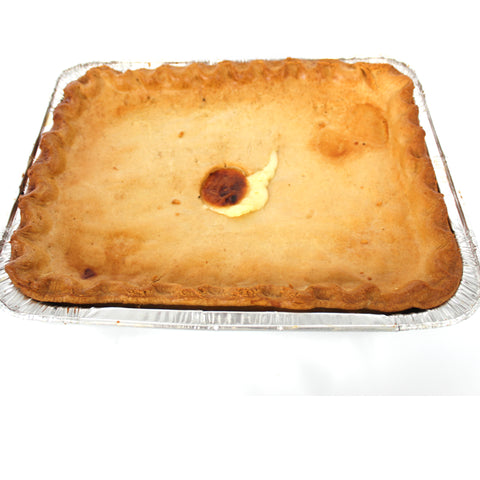 Catering Cheese & Onion Pie